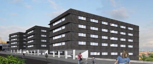 EBA construirá 74 Viviendas de Protección Oficial en Santurce, Vizcaya
