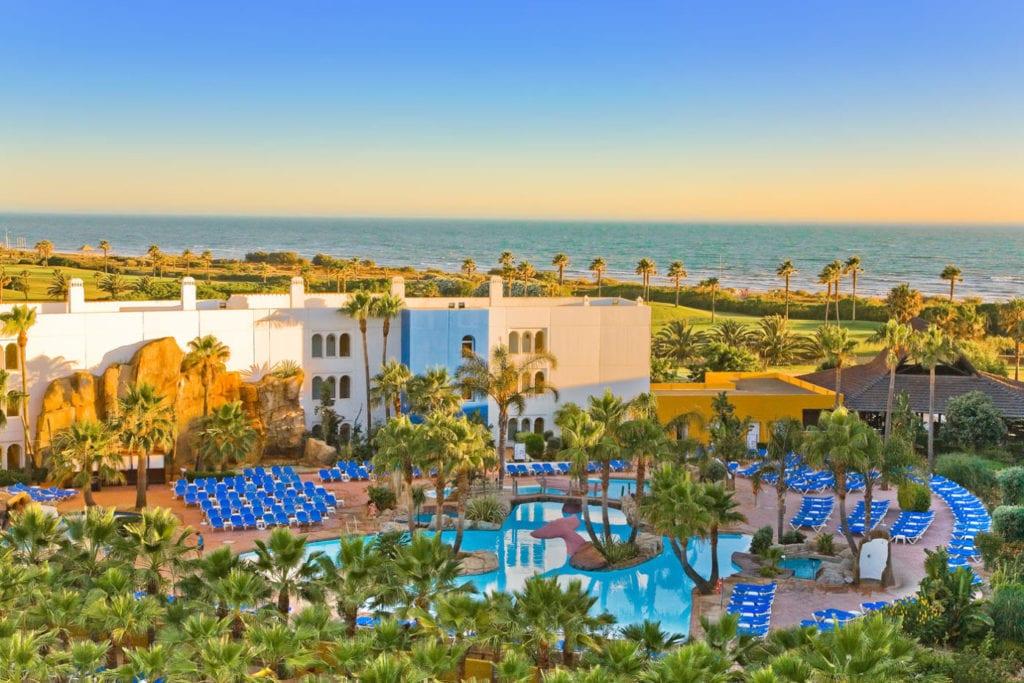 hotel Senator Playaballena en Rota