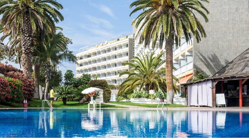 hotel blue sea en tenerife