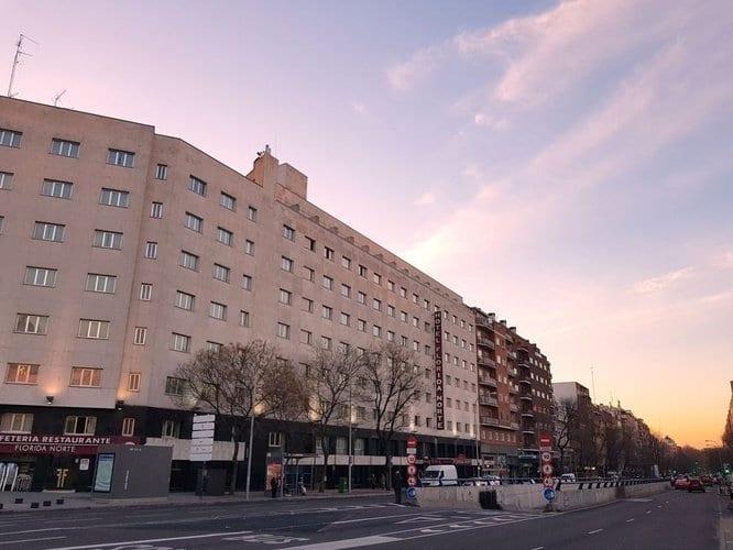 El grupo Faranda pone a la venta el hotel Florida Norte de Madrid por 90 millones