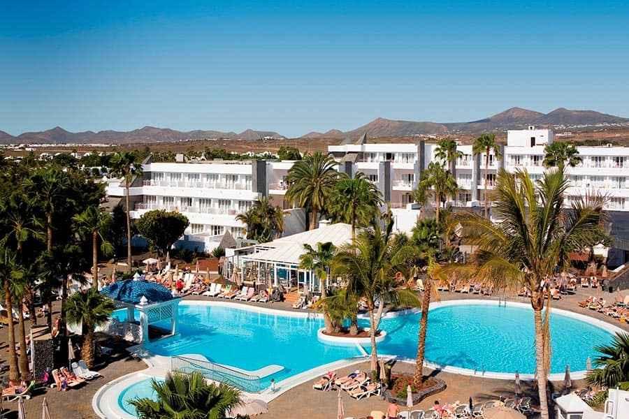 hotel riu lanzarote resort