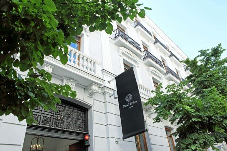 Pau Guardans vende el hotel de lujo Único Madrid a un inversor privado