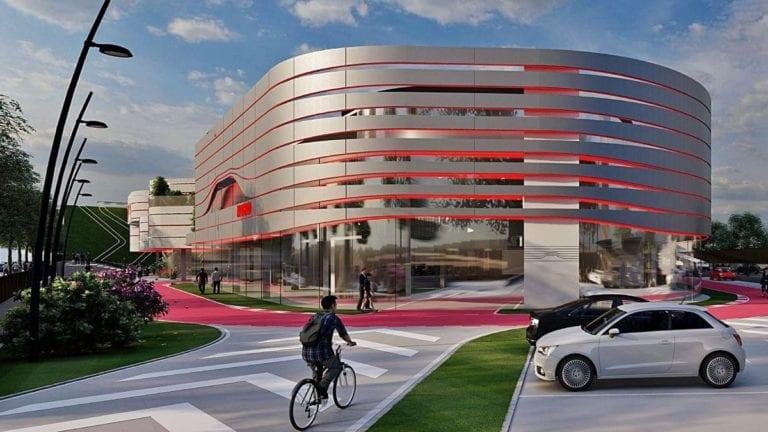 Perfecto Palacio invertirá más de 10 millones en su proyecto de oficinas en Alicante