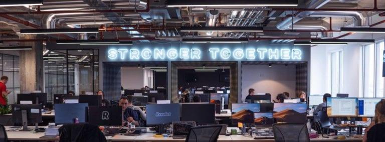 Revolut creará espacios colaborativos en sus oficinas