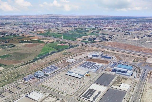 Panattoni compra suelo para un segundo proyecto logístico en Zaragoza