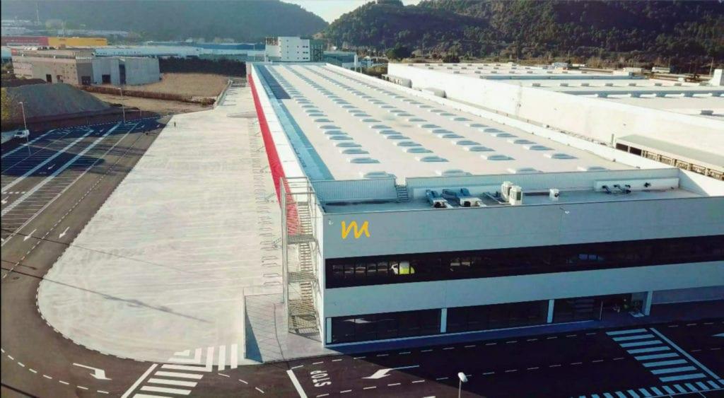 plataforma de Montepino en Castellbisbal 1