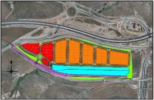 Zaldesa impulsará con 13 millones el desarrollo de suelo industrial y la construcción del Puerto Seco de Salamanca