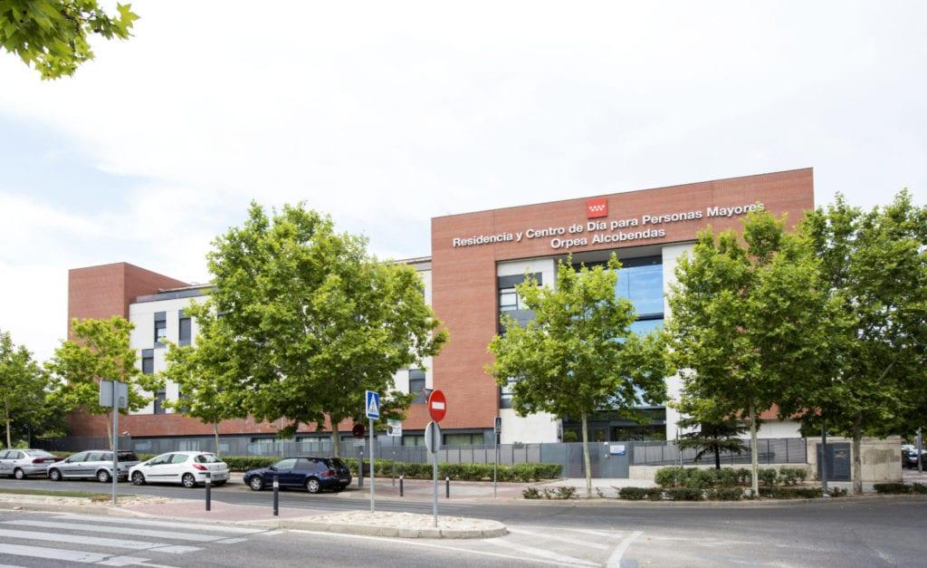residencia mayores en Madrid de Orpea