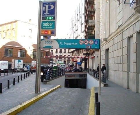 Saba entra en Asturias con la compra de 1.000 plazas de párking en Oviedo