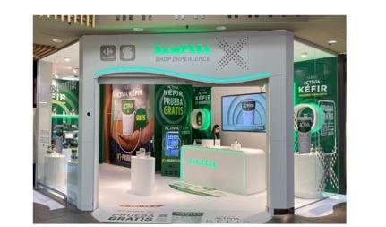 Carmila abre en su centro comercial de Alcobendas la primera tienda sampling de Europa