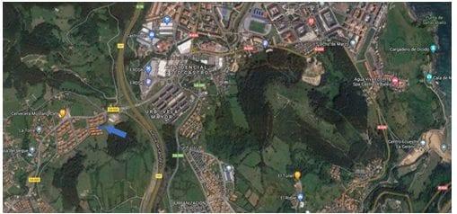 Asemar subasta una parcela urbana de 200m2 en Castro Urdiales