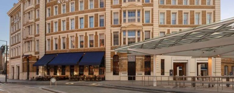 La española Marugal gestionará un hotel de Intriva Capital en Londres