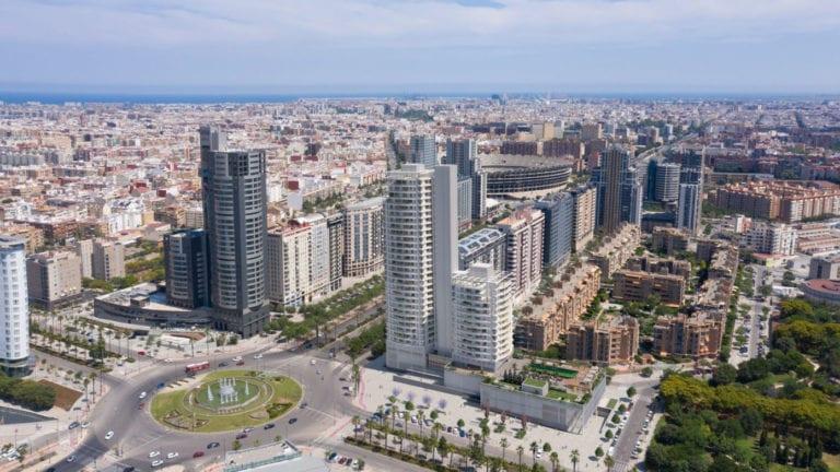Ricardo Bofill diseña con Porcelanosa el rascacielos más alto de Valencia