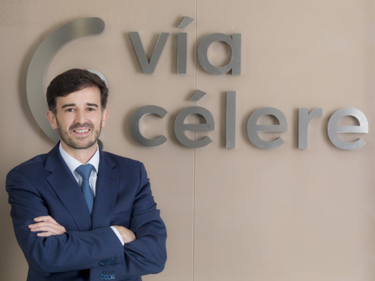 Vía Célere promociona como director general de Suelo a Aurelio Díez