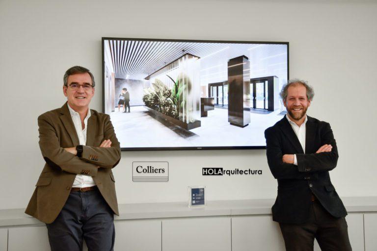 Colliers se asocia con HOLArquitectura para potenciar servicios digitales