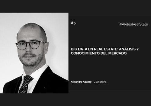 """Alejandro Aguirre, CEO de Brainsre: """"Hay interés por comprar pisos, pero aún no hay unión entre oferta y demanda"""""""