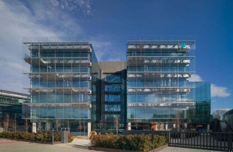 La inversión en oficinas cae un 48% hasta los 2.000 millones de euros en 2020