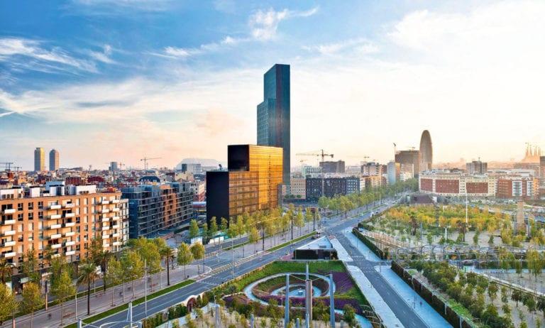 Metropolis compra el edificio de oficinas Diagonal 123 de Barcelona por 55 millones