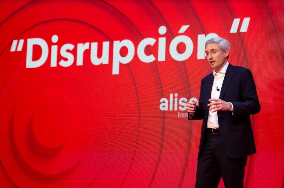 Eduard Mendiluce CEO de Aliseda Inmobiliaria y Anticipa