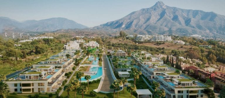 Sierra Blanca Estates desafía a la pandemia con 2 proyectos de vivienda de lujo en Costa del Sol