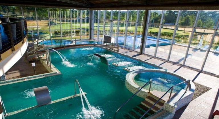 Oca Hotels vende el hotel balneario de Augasantas de Lugo a un inversor privado