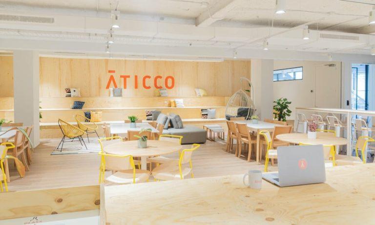 Aticco remodela su centro del 22@ para atraer a emprendedores