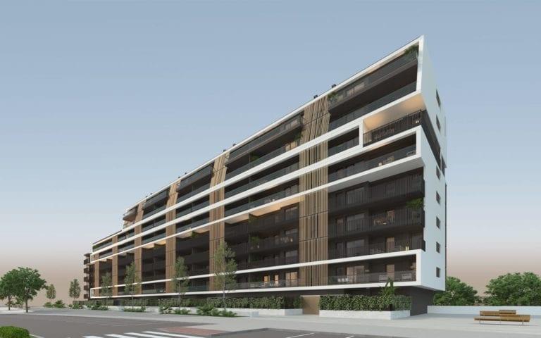 Kronos Homes invierte 68 millones en su primer residencial en Pamplona