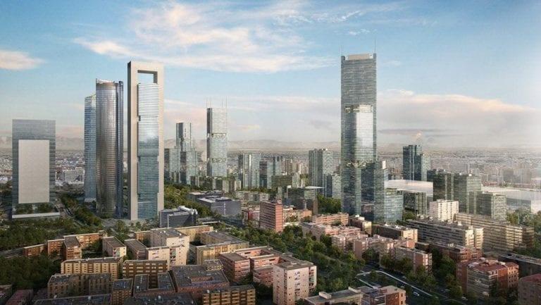 DCN firma en las próximas semanas el convenio para iniciar Madrid Nuevo Norte