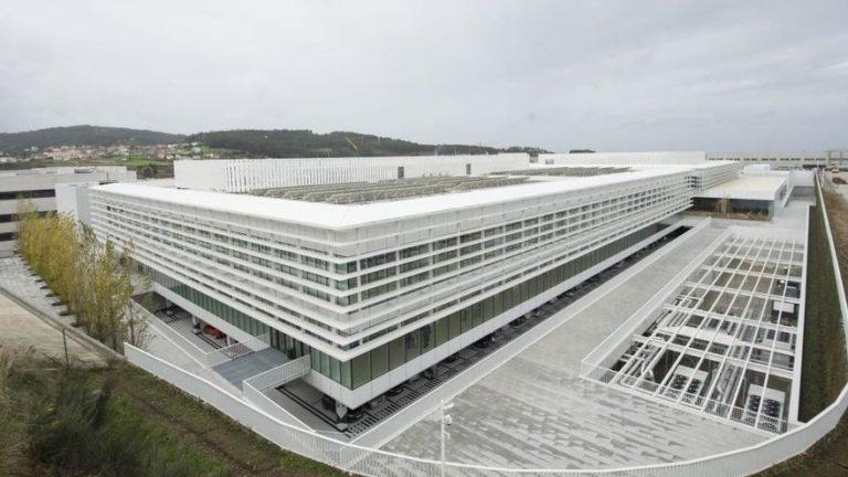 Inditex invierte 130 millones en ampliar su sede central en Arteixo