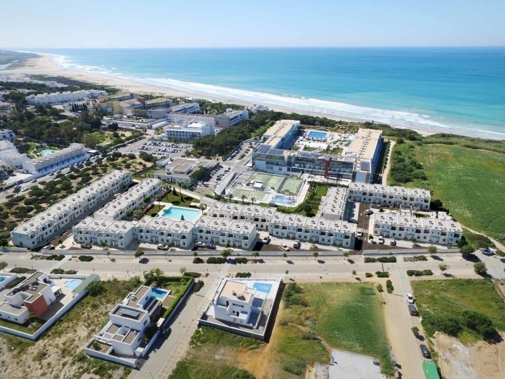 Promocion de viviendas de Insur en Conil playa 1024x768 1
