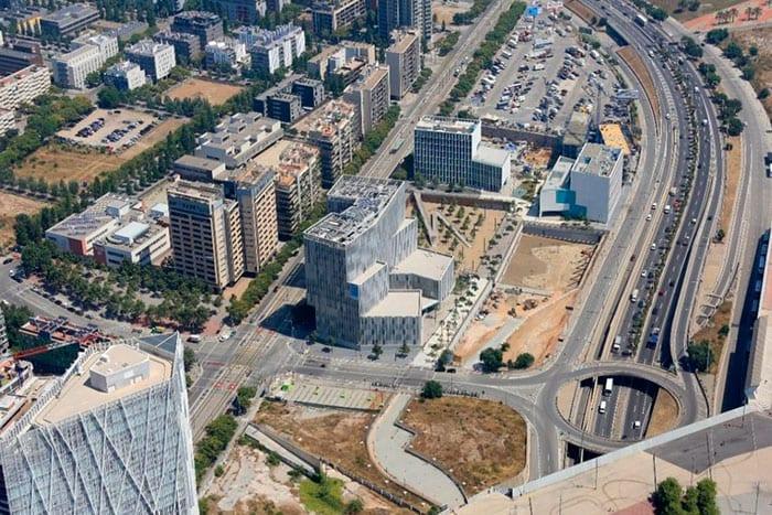 Incasol convoca un concurso para construir el sexto edificio del Campus Besós de la Politécnica