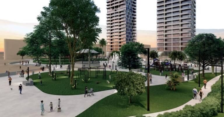 Baraka modifica el plan de zonas verdes del proyecto de Torrevieja, ante las críticas