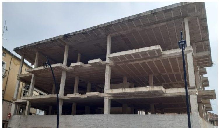 El Ayuntamiento de Calahorra compra un edificio del Casco Antiguo para ampliar el parque público de vivienda
