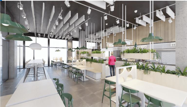 La Socimi de Pryconsa alquila un local a Deliquo para abrir un restaurante en Madrid