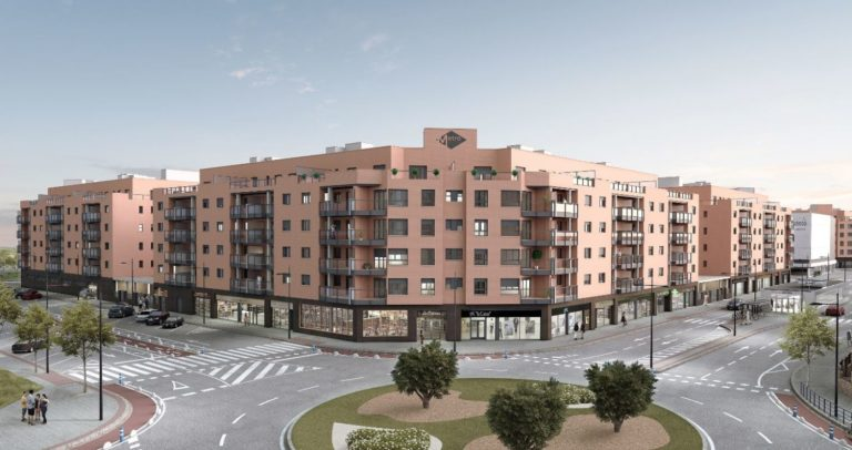 Catella Buys a Building Containing 100 Rental Homes in Sevilla
