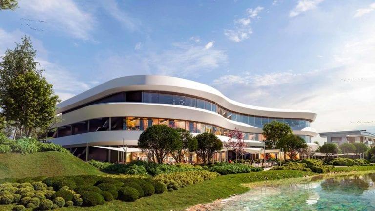 La Finca inicia la construcción de su proyecto Grand Café, su centro comercial de lujo