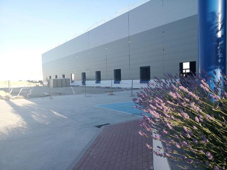 FM Logistic inicia una nueva ampliación de su plataforma de Illescas