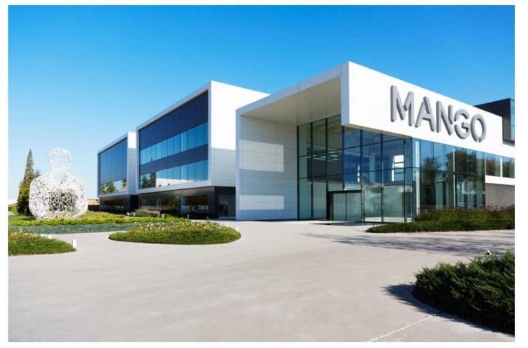 Mango invierte 42 millones en sus nuevas oficinas de Barcelona