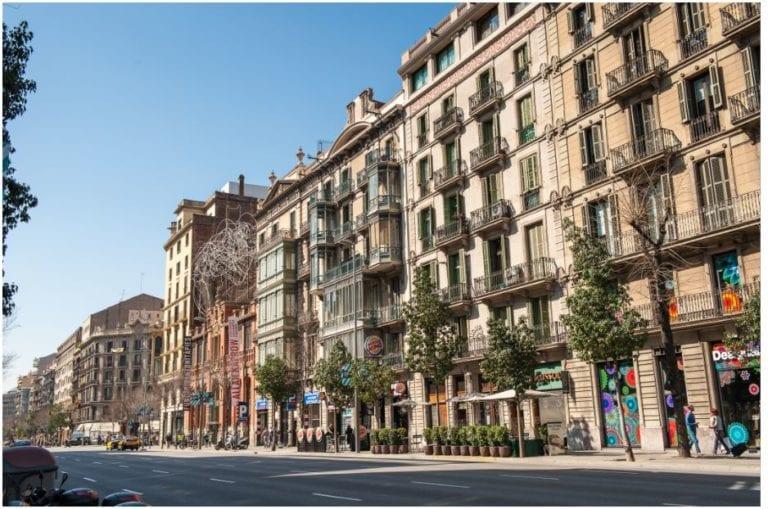 IRO alquila un local en el paseo de Gracia para su primer establecimiento en Barcelona