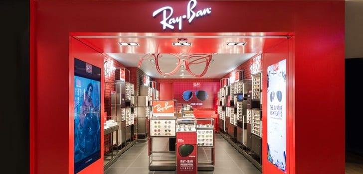 Ray Ban inaugura su primera tienda propia en Málaga