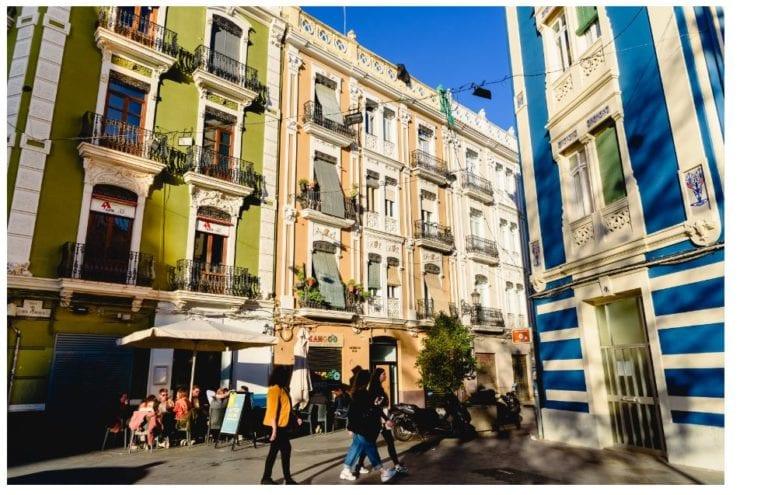 Gesfesa compra un solar en el barrio valenciano de Ruzafa para promover vivienda