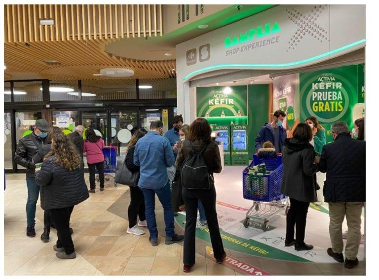 Carmila negocia la entrada de 9 operadores en sus centros comerciales en enero