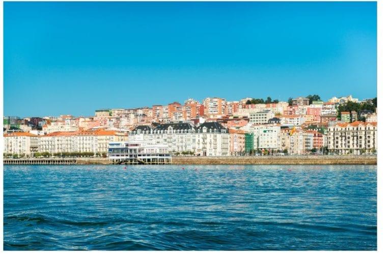 La calle Castelar de Santander alberga precios de 6.500 euros el m2, según Engel & Völkers