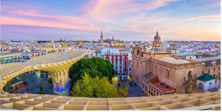 La promotora sevillana GS invierte 12 millones en suelo en Sevilla y Cádiz