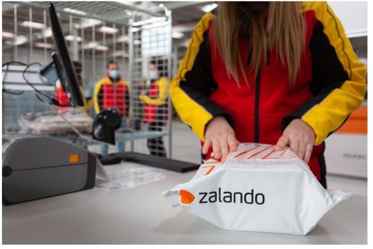 DHL pone en marcha el nuevo centro logístico de Zalando en Illescas