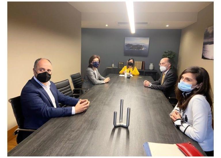Zona Franca de Vigo cede una parcela de 2.500 m2 en la Plisan a Beta Implants