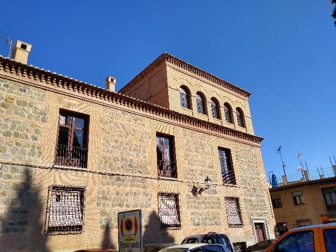 Mitma convoca concurso para rehabilitar el Palacio de Malpica