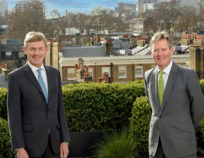 William Beardmore-Gray sucederá a Alistair Elliott en la presidencia mundial de Knight Frank