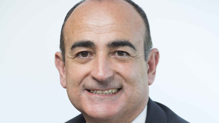 El director general de Intrum asume la presidencia ejecutiva de Solvia
