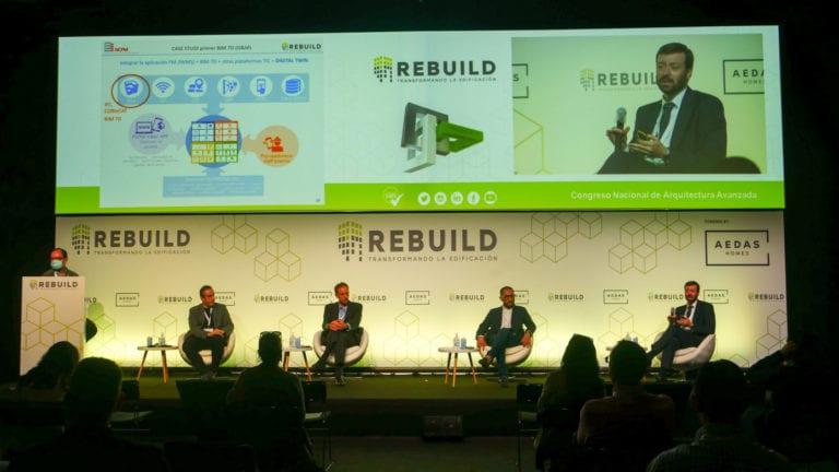 Madrid acogerá Rebuild 2021, la feria de edificación e industrialización constructiva